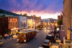 Historic Main Street - Park City Area Resort Packages