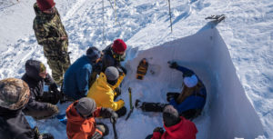 cat skiing avalanche safety
